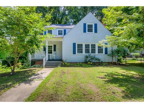 1833 Washington Ave., Kingsport, TN 37660 (MLS #410911) :: Highlands Realty, Inc.