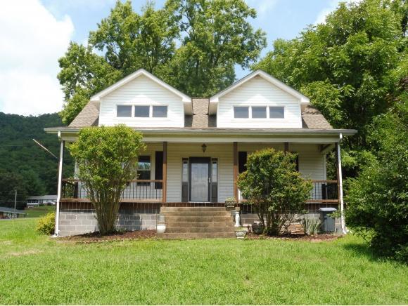 156 Blanton Drive, Weber  City, VA 24290 (MLS #411002) :: Highlands Realty, Inc.