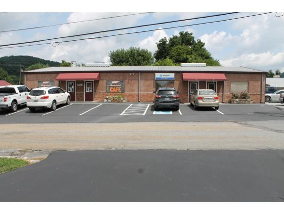 105 Rock Creek Road All, Erwin, TN 37650 (MLS #411074) :: Bridge Pointe Real Estate