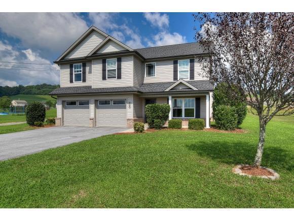 528 Elmer Walker Road, Jonesborough, TN 37659 (MLS #411132) :: Highlands Realty, Inc.