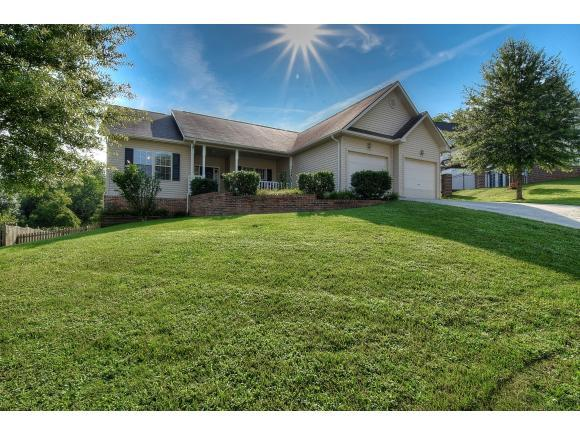 1090 Carriage Hills Pl, Johnson City, TN 37604 (MLS #411244) :: Griffin Home Group