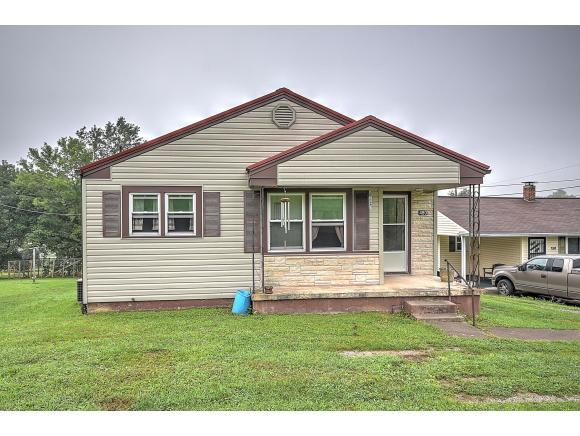 480 E Carters Valley Rd, Gate City, VA 24251 (MLS #411354) :: Griffin Home Group