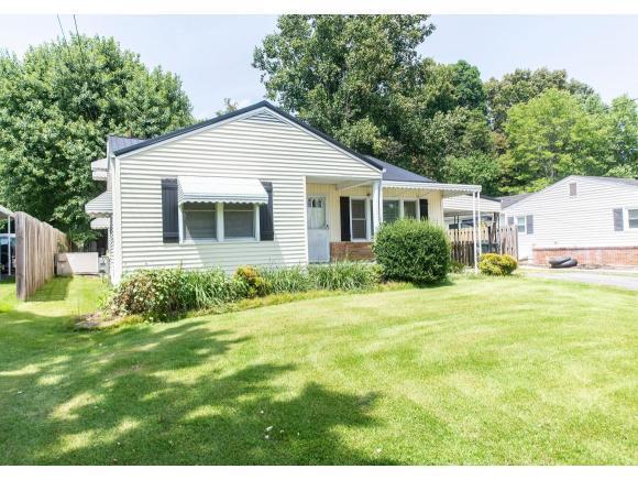 2501 Osborne, Bristol, VA 24201 (MLS #411381) :: Highlands Realty, Inc.