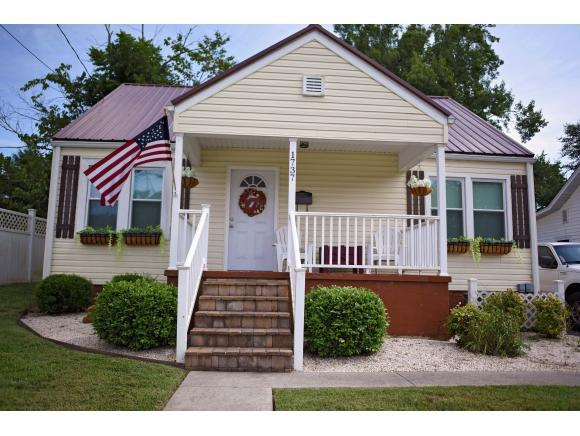 1737 Washington Avenue, Kingsport, TN 37664 (MLS #411408) :: Highlands Realty, Inc.
