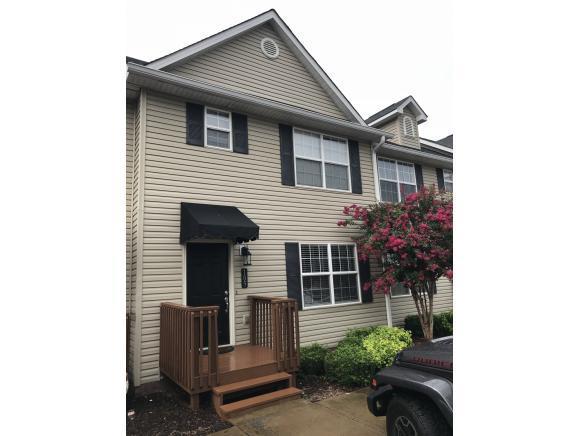 617 Hazel St #105, Johnson City, TN 37604 (MLS #411433) :: Griffin Home Group