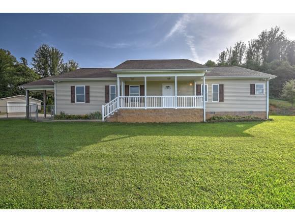 16100 Pocahontas Trail, Meadowview, VA 24361 (MLS #411497) :: Highlands Realty, Inc.