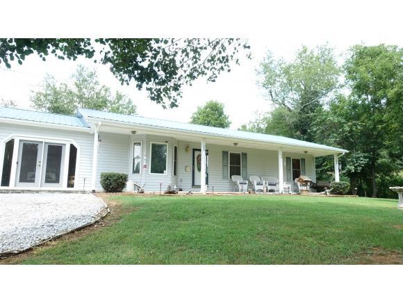 90 W. Pines Rd, Afton, TN 37686 (MLS #411500) :: Highlands Realty, Inc.