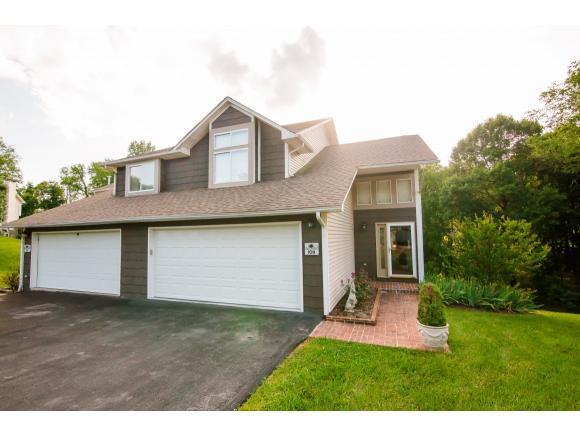 109 Timberbrook Drive, Bristol, VA 24201 (MLS #411551) :: Griffin Home Group