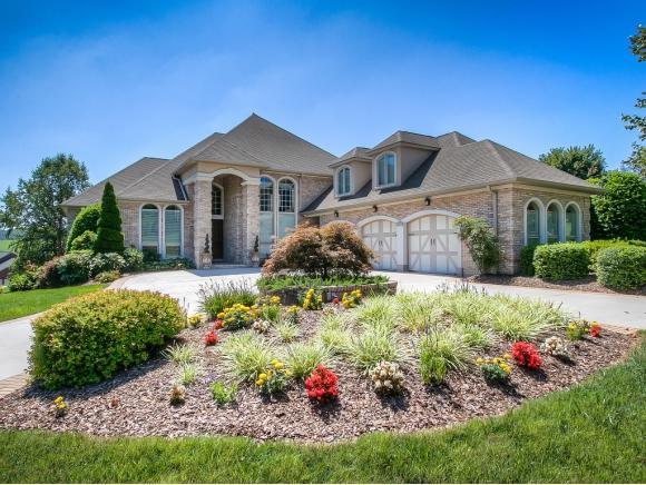 111 Laurel Ridge Drive, Jonesborough, TN 37659 (MLS #411673) :: Highlands Realty, Inc.