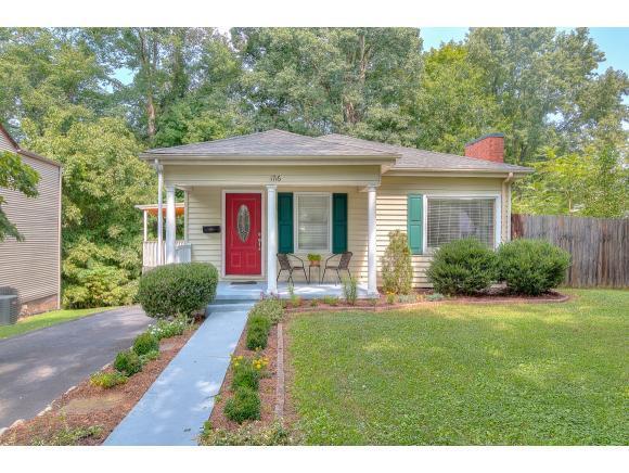 1716 Hideaway St., Kingsport, TN 37664 (MLS #411831) :: Highlands Realty, Inc.