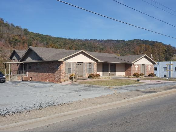1015 N. Main Ave. -, Erwin, TN 37650 (MLS #411887) :: Highlands Realty, Inc.