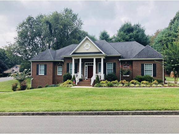 206 Donegal Way, Bristol, TN 37620 (MLS #411901) :: Highlands Realty, Inc.