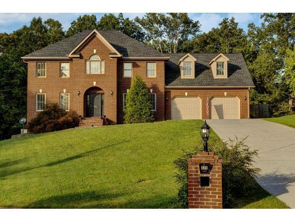 320 Abbey Rd, Kingsport, TN 37663 (MLS #411914) :: Highlands Realty, Inc.