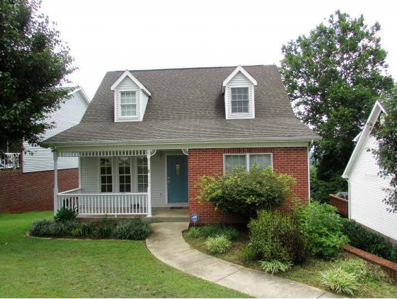16 Taylor Ridge Court, Johnson City, TN 37601 (MLS #412035) :: Highlands Realty, Inc.