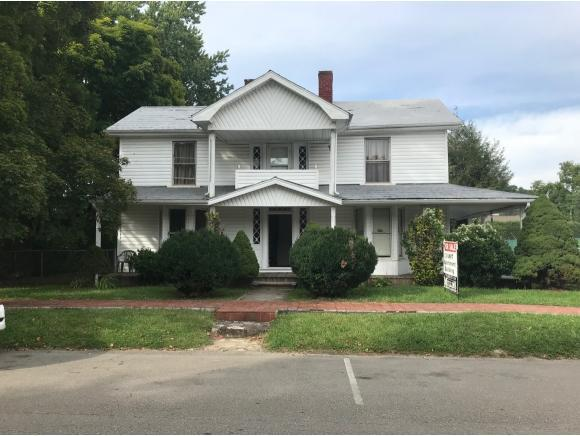 402 W Main Street, Mountain City, TN 37683 (MLS #412135) :: Highlands Realty, Inc.