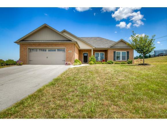 129 Paul Saylor Rd, Jonesborough, TN 37659 (MLS #412143) :: Conservus Real Estate Group