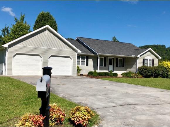 9954 Greenwood Circle, Wise, VA 24293 (MLS #412212) :: The Baxter-Milhorn Group