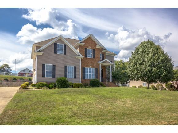 220 Ridgeview Meadows, Johnson City, TN 37615 (MLS #412259) :: Highlands Realty, Inc.