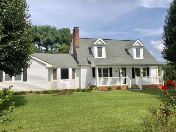 4241 Old Jonesboro Road, Bristol, TN 37620 (MLS #412292) :: Griffin Home Group