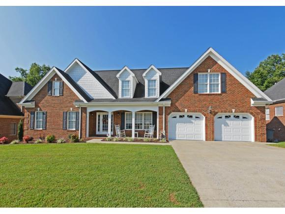 1748 Buckingham Court, Kingsport, TN 37660 (MLS #412295) :: Highlands Realty, Inc.