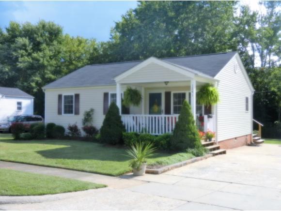 1241 Garden Drive, Kingsport, TN 37664 (MLS #412300) :: Highlands Realty, Inc.