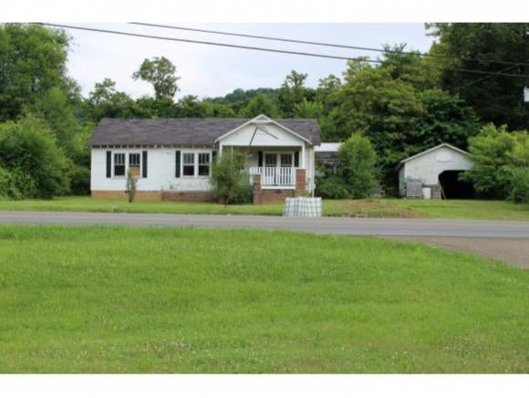 1509 East Main Street, Rogersville, TN 37857 (MLS #412373) :: Conservus Real Estate Group