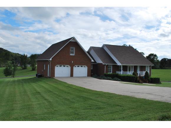160 Walnut Grove, Church Hill, TN 37642 (MLS #412420) :: Griffin Home Group