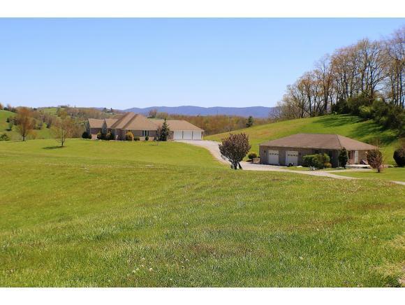 1000 Porter Valley Road, Marion, VA 24354 (MLS #412479) :: Highlands Realty, Inc.