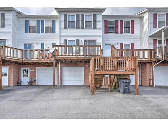 45 Tulip Grove Circle #4, Bristol, TN 37620 (MLS #412483) :: Griffin Home Group