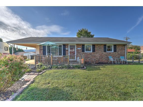 1076 Jessie, Church Hill, TN 37642 (MLS #412511) :: Conservus Real Estate Group