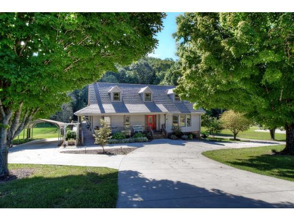 502 Deerfield Circle, Church Hill, TN 37642 (MLS #412552) :: Griffin Home Group