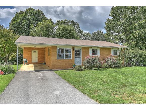 4109 Sanford, Johnson City, TN 37601 (MLS #412565) :: Highlands Realty, Inc.