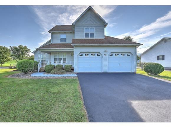 221 Blue Springs Road, Elizabethton, TN 37643 (MLS #412613) :: Griffin Home Group