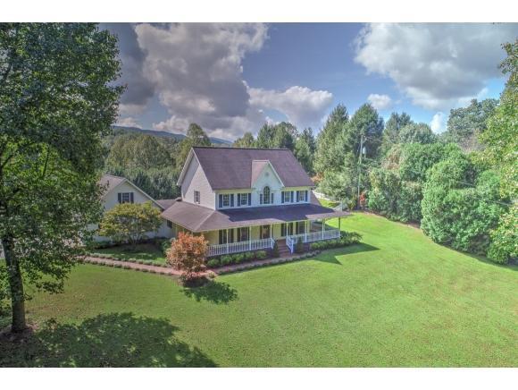 1523 Mountain View Ave E, Big Stone Gap, VA 24219 (MLS #412676) :: Highlands Realty, Inc.