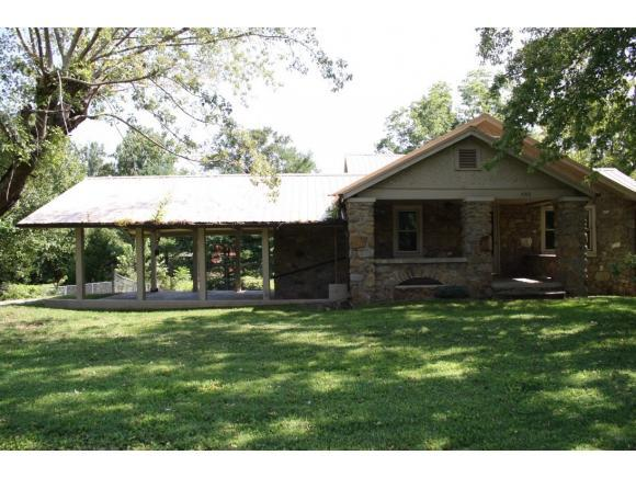 4378 Cosby Hwy, Cosby, TN 37722 (MLS #412685) :: Highlands Realty, Inc.