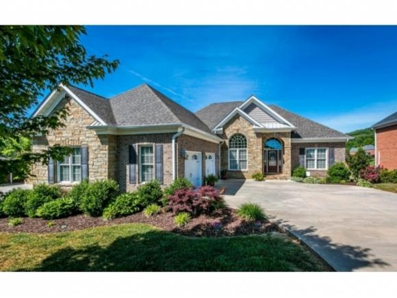 2220 Valley Falls Court, Kingsport, TN 37664 (MLS #412712) :: Highlands Realty, Inc.