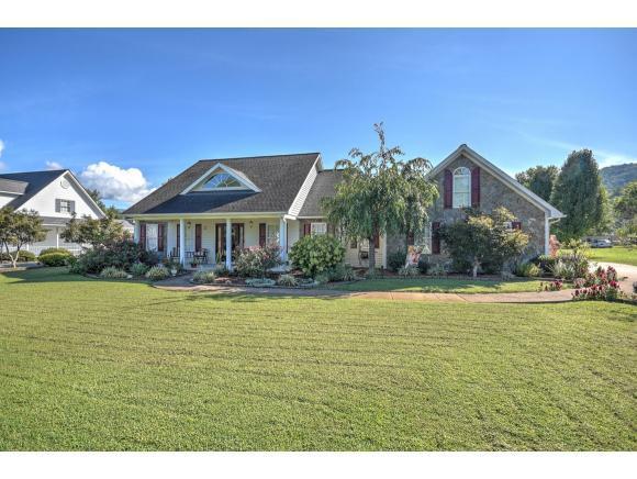 104 Messimer Lane, Elizabethton, TN 37643 (MLS #412748) :: Griffin Home Group