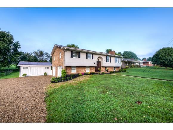 192 Oak St, Blountville, TN 37617 (MLS #412785) :: Conservus Real Estate Group