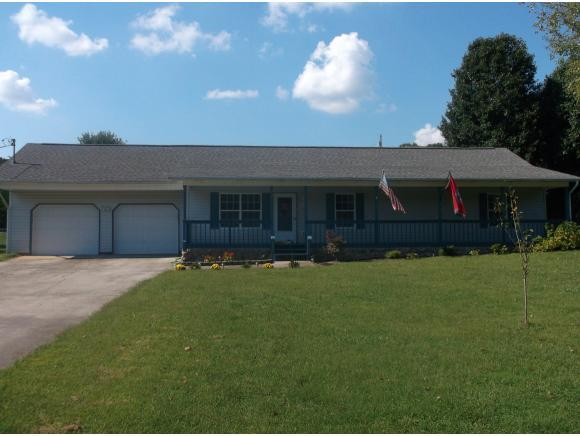 145 Stewart Hills Dr, Rogersville, TN 37857 (MLS #412896) :: Highlands Realty, Inc.