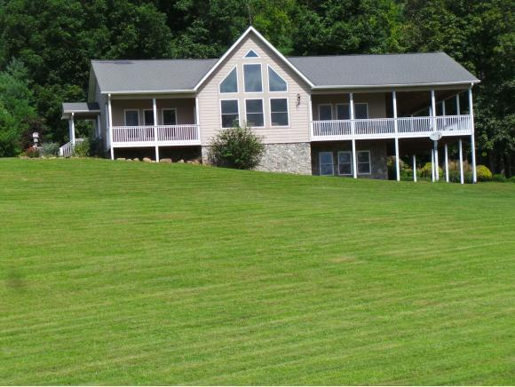 916 Swift Hollow Road, Mountain City, TN 37683 (MLS #412902) :: Highlands Realty, Inc.