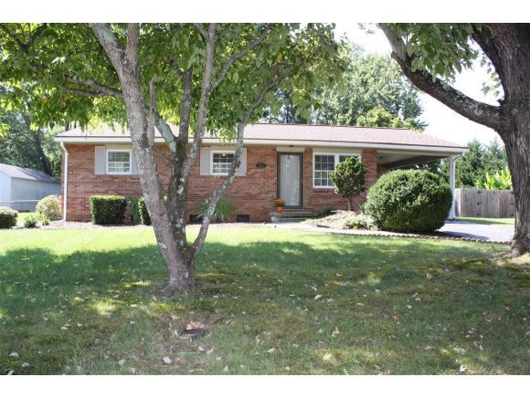4105 Prescott Drive, Johnson City, TN 37601 (MLS #412930) :: Highlands Realty, Inc.