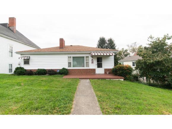 1112 Fairmount, Bristol, VA 24201 (MLS #413013) :: Griffin Home Group