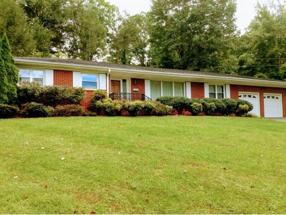 740 Elm Ave N, Erwin, TN 37650 (MLS #413062) :: Griffin Home Group