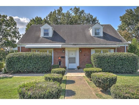 1409 Watauga Street, Kingsport, TN 37664 (MLS #413258) :: Highlands Realty, Inc.