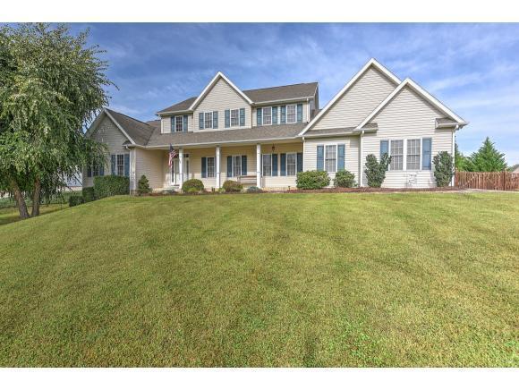 147 Oakwell Lane, Jonesborough, TN 37659 (MLS #413329) :: Griffin Home Group
