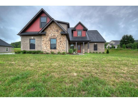 602 Harbor Approach, Johnson City, TN 37601 (MLS #413349) :: Griffin Home Group