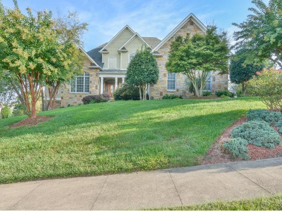 209 Highland Gate Drive, Johnson City, TN 37615 (MLS #413380) :: Griffin Home Group