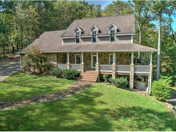 600 Harbor Point Dr, Johnson City, TN 37615 (MLS #413488) :: Griffin Home Group