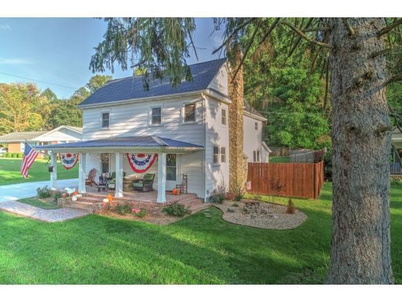 130 Backer Lane, Damascus, VA 24236 (MLS #413539) :: Conservus Real Estate Group