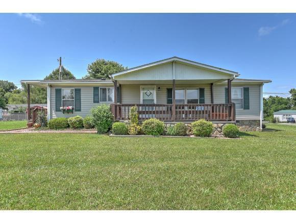 200 Wesley  Dr, Piney Flats, TN 37686 (MLS #413663) :: Conservus Real Estate Group